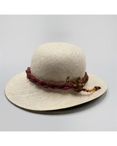straw Jane - silk braid